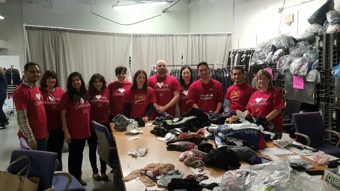 Cibc Corporate Services Chooses Bfc For Their Day Of