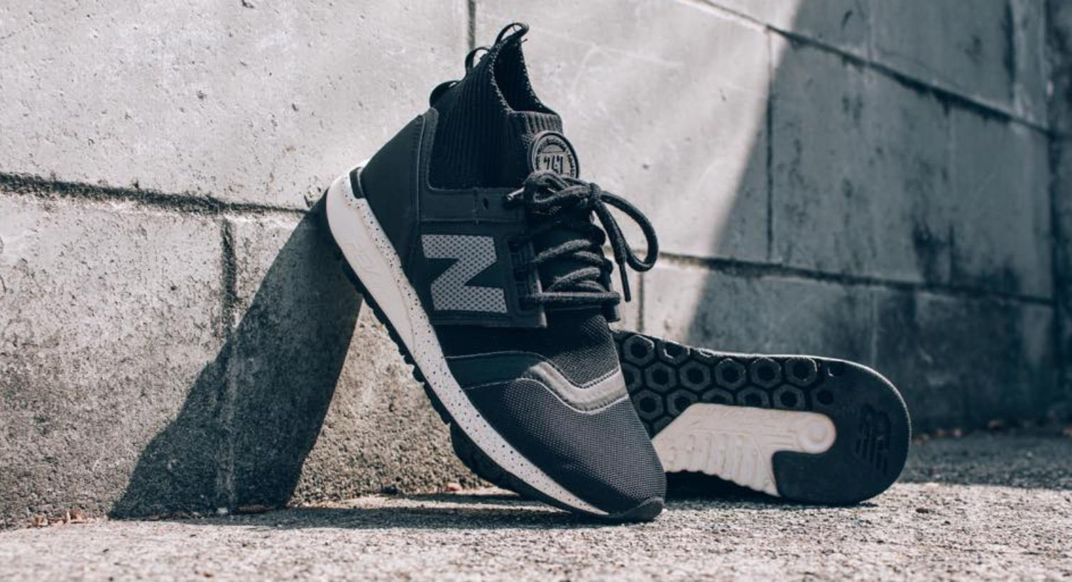 New Balance donation to Brands For Canada.